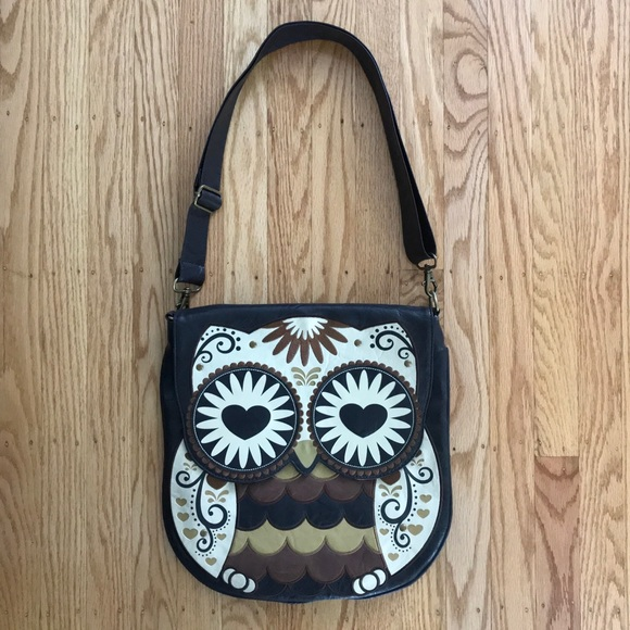 198e3207a436 Loungefly Handbags - Loungefly owl purse - shoulder crossbody bag
